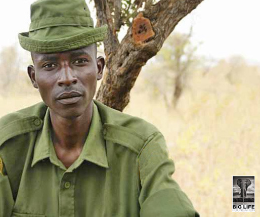 140328 1 1 Ranger of the Month March 2014 Justus Nzioki