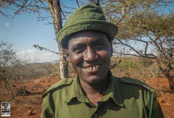 140721 1 1 Ranger of the Month June 2014 Sergeant Ungani Mpompoet