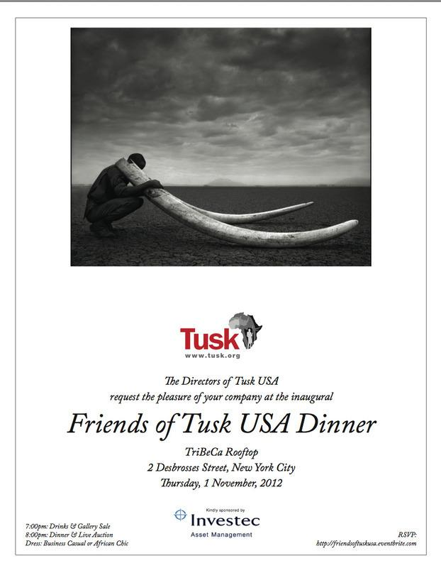 120920 1 1 Tusk Trust Event New York November 1