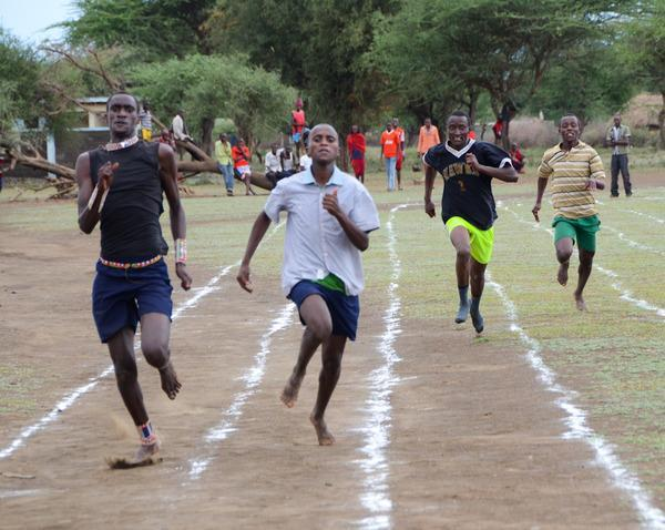 121202 1 2 Maasai Warrior Sets Sports Record