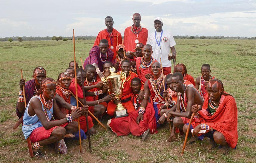 130102 1 6 The First Maasai Olympics the Hunt for Medals Not Lions