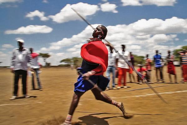The Maasai Olympics and Big Life Foundation In Wall Street Journal