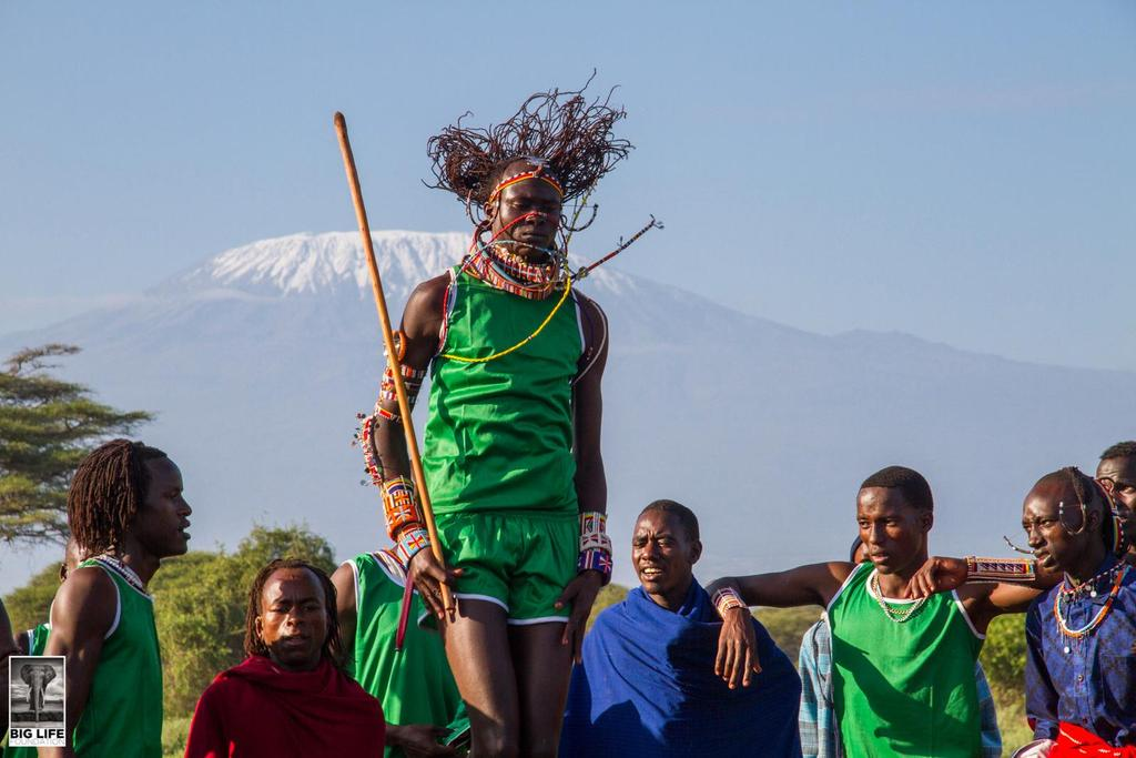 The Maasai Olympics Touches the World